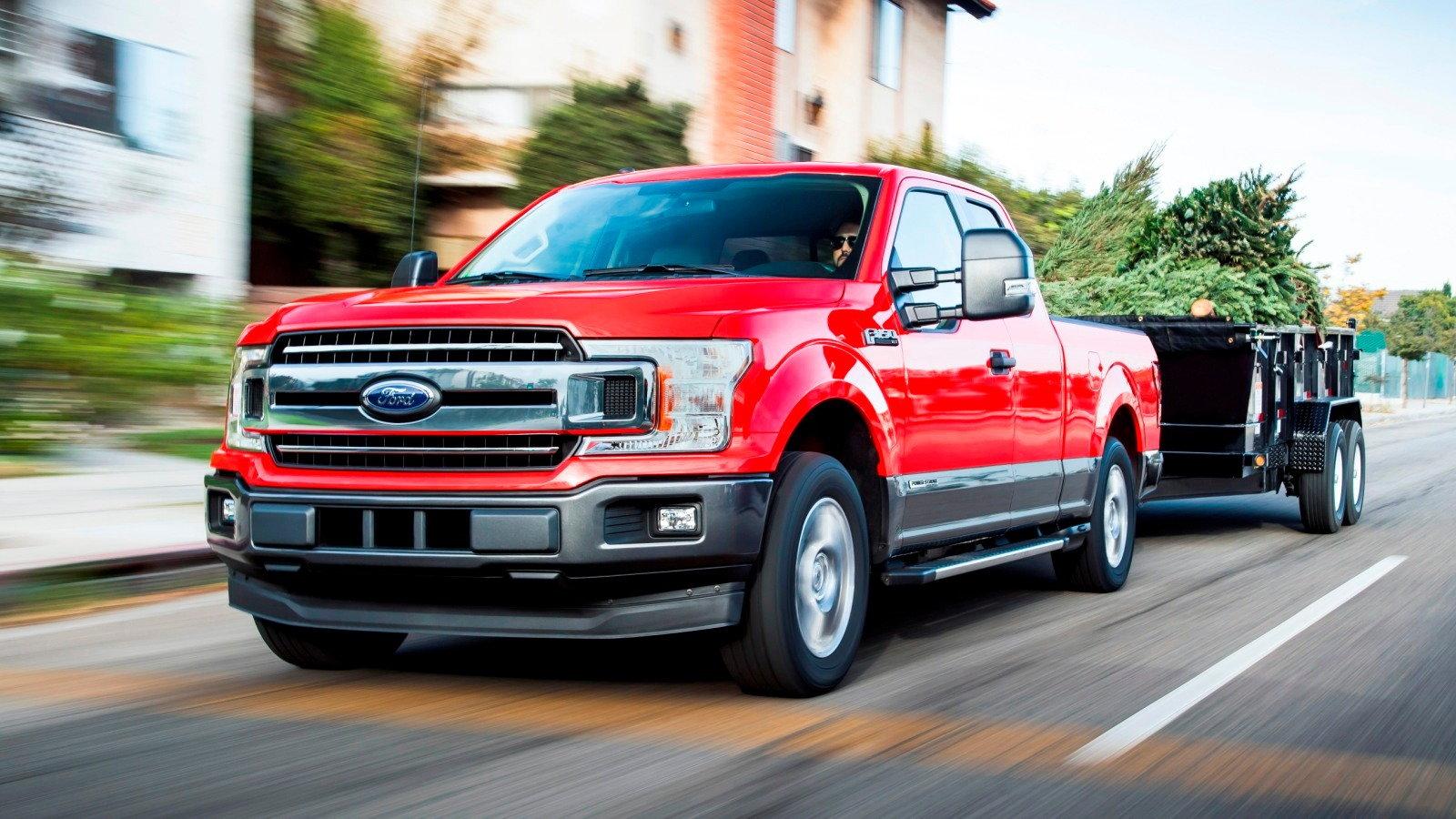 One Week Test Drive: Ford F-150 3.0L Turbo Diesel