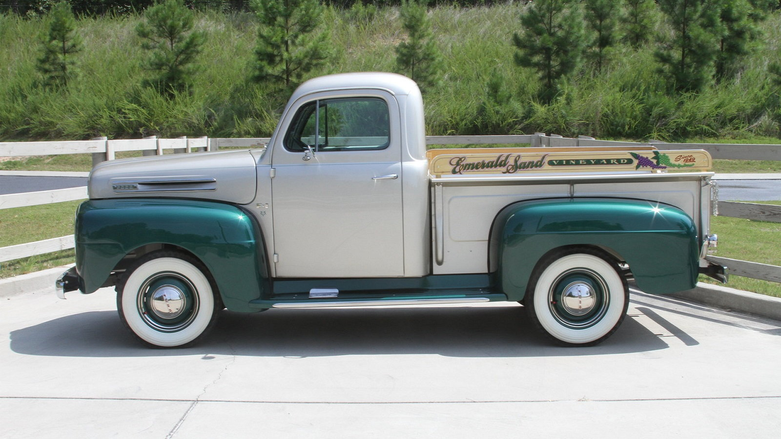 1949 Ford F1 Takes Restorations to the Next Level