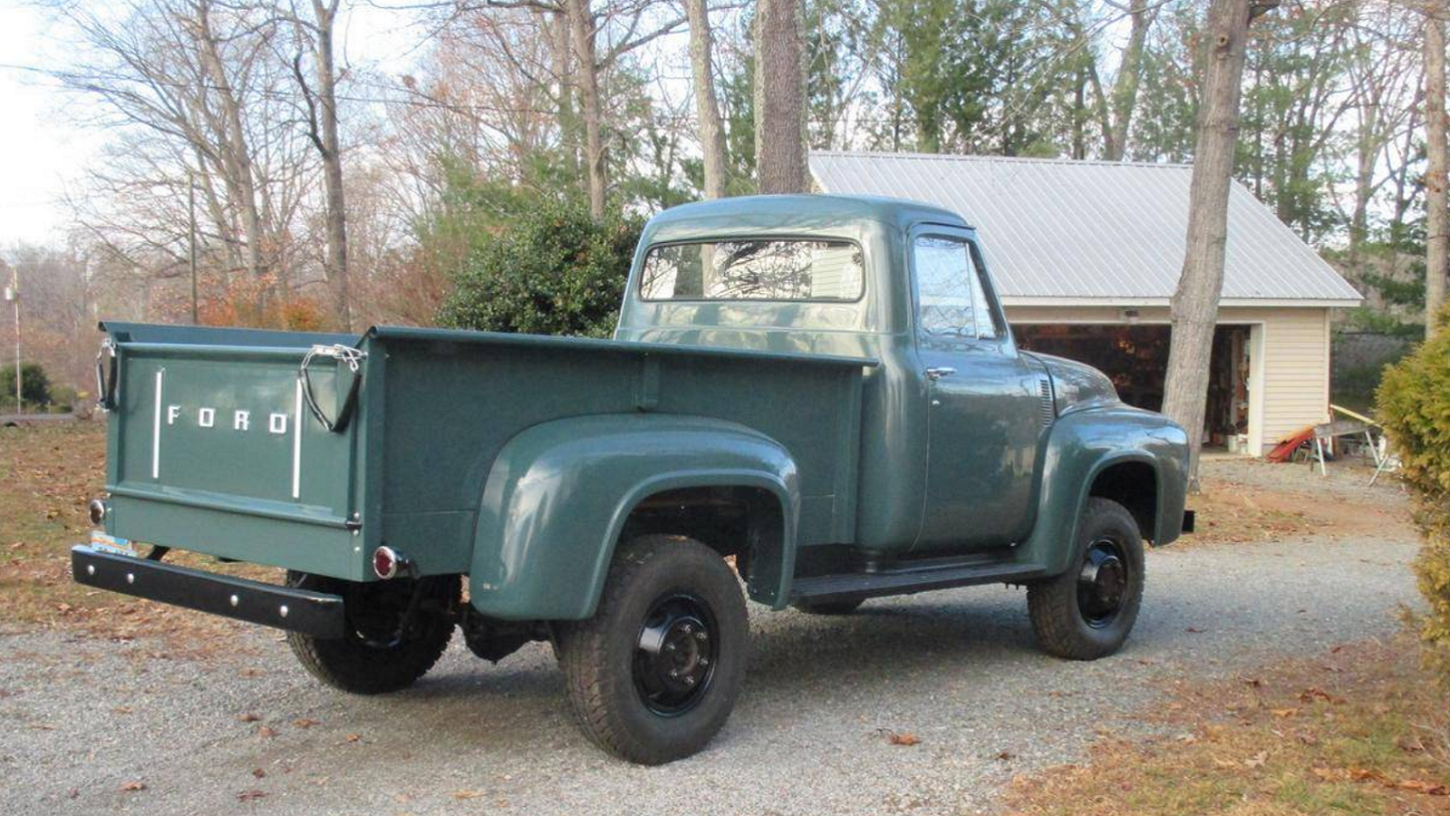 1953 Ford F-250 Marmon-Herrington Stands Above the Rest