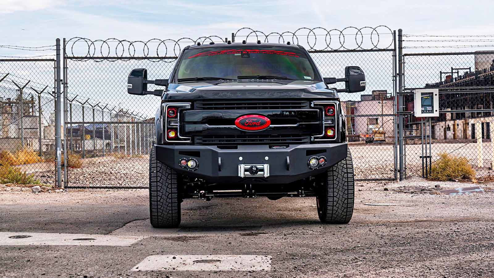 F-350 Super Duty Dually
