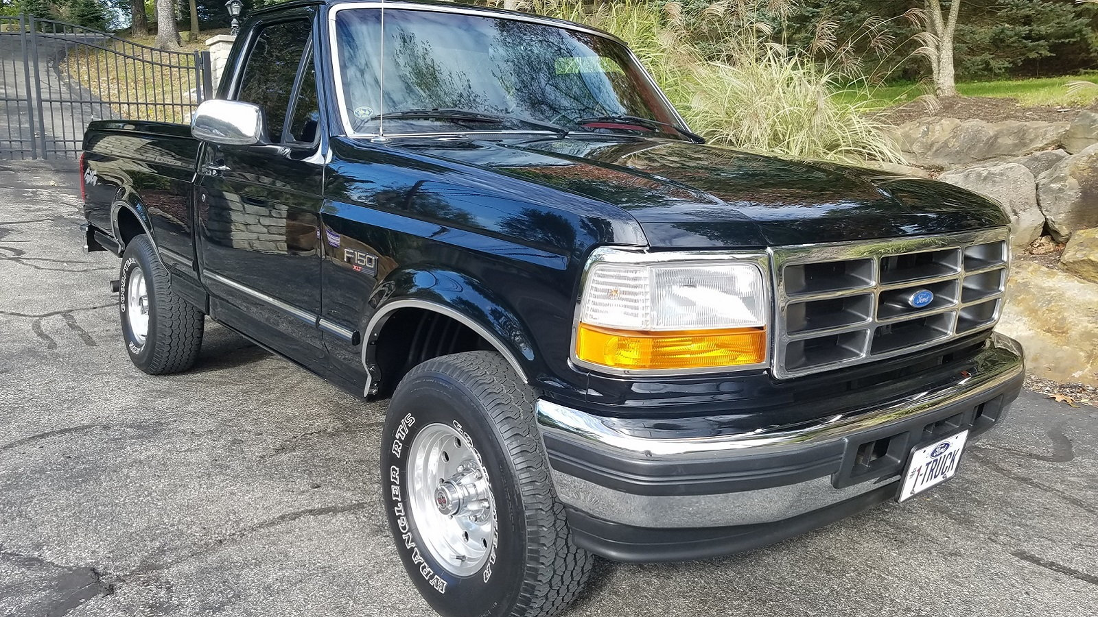 Incredibly Clean '96 Ford F-150 Is the 9th Gen of Our Dreams