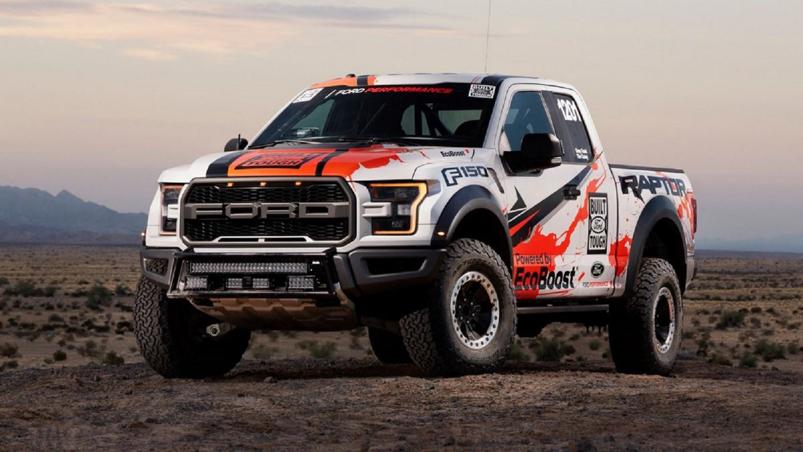 Ford Performance 2017 Ford Raptor