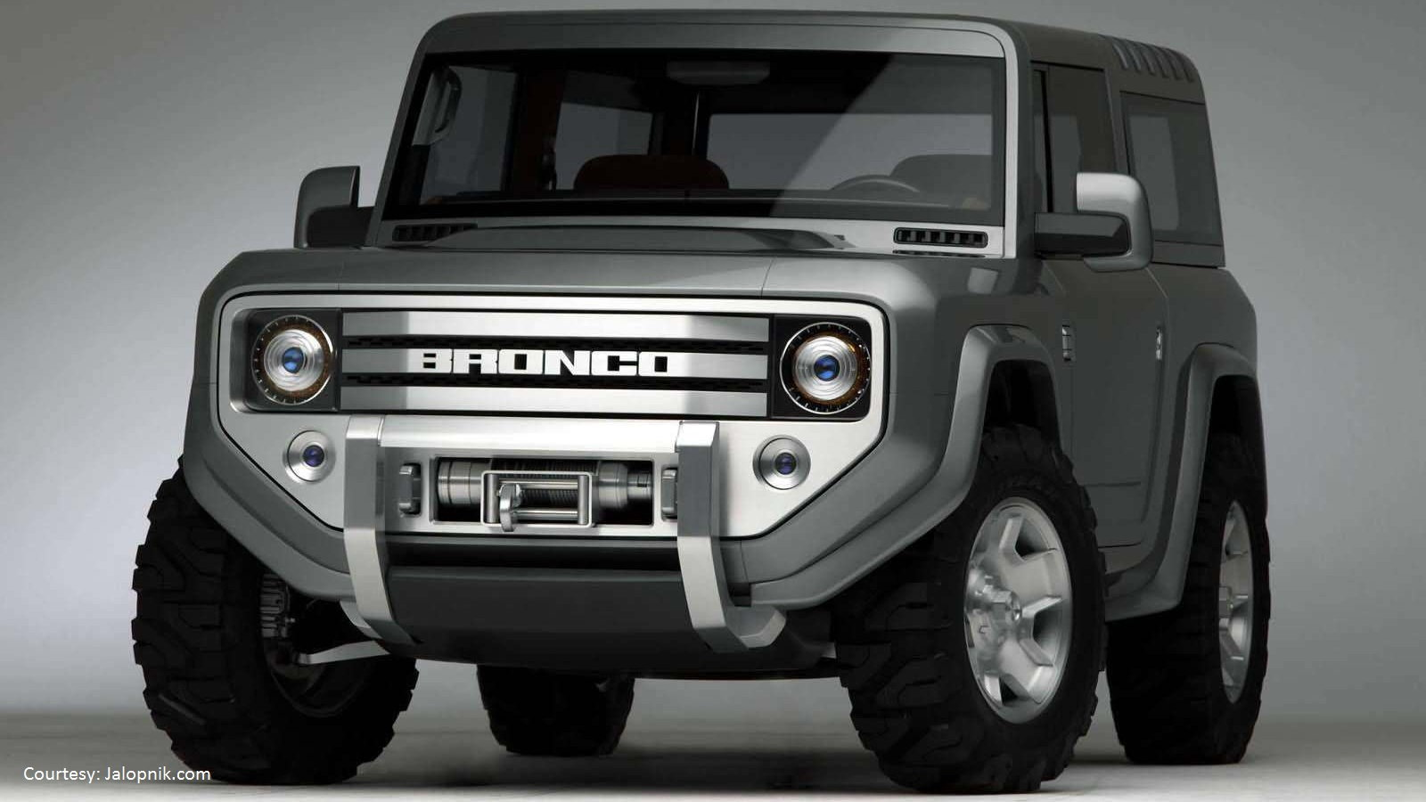 Both the Bronco and Ranger Will Be Built in the U.S.