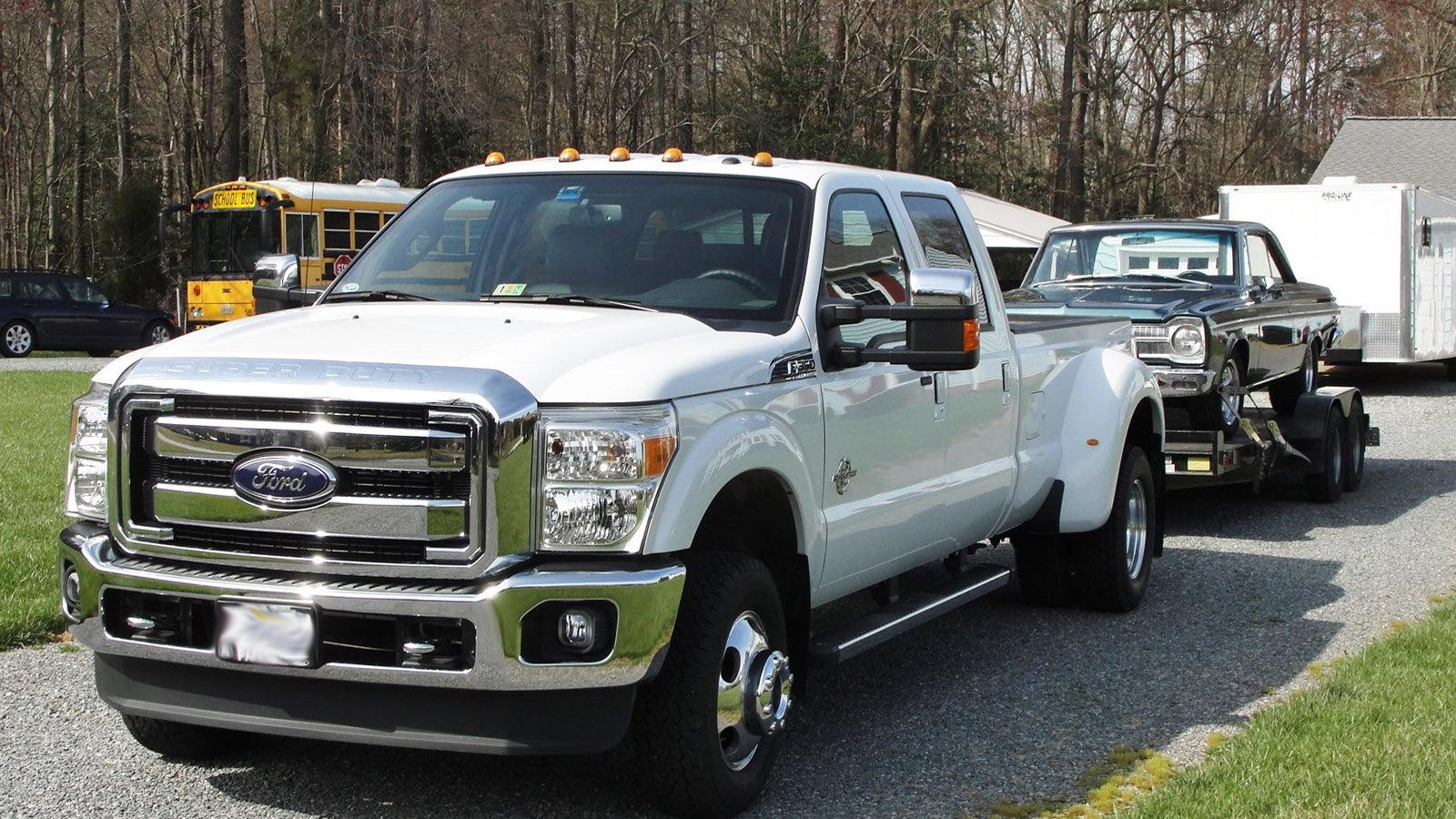6.7 liter Powerstroke Diesel