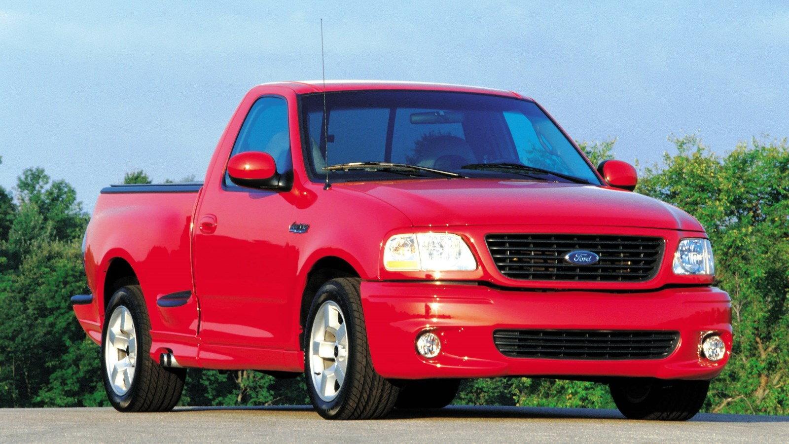 4. 2001 Ford F-150 Lightning