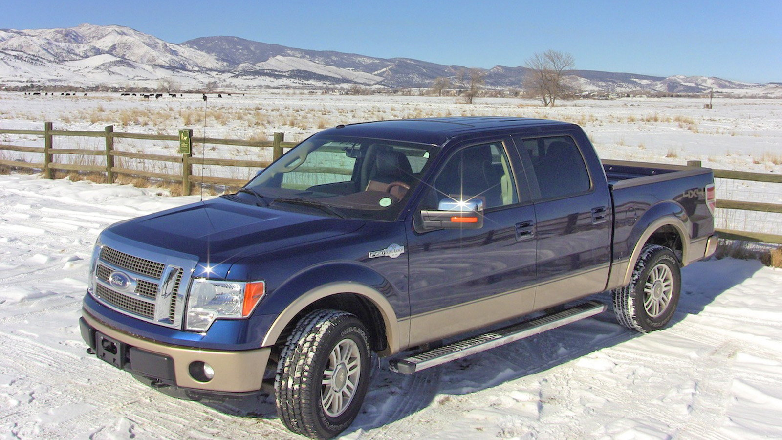 Collectible Ford Trucks to Catch Before They're Gone