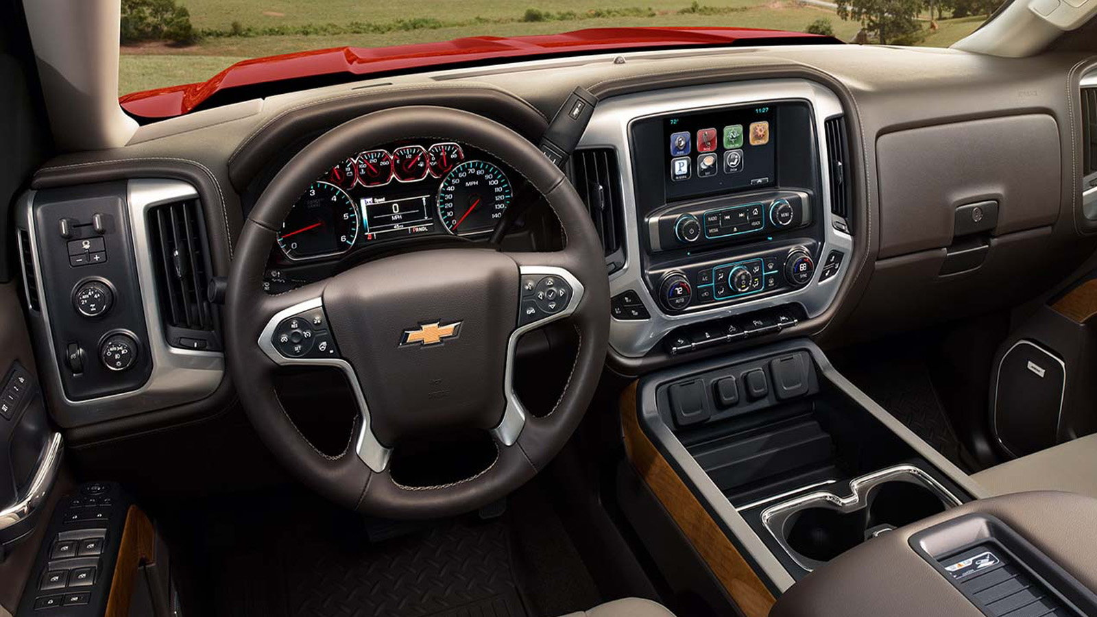 Silverado Notable Features