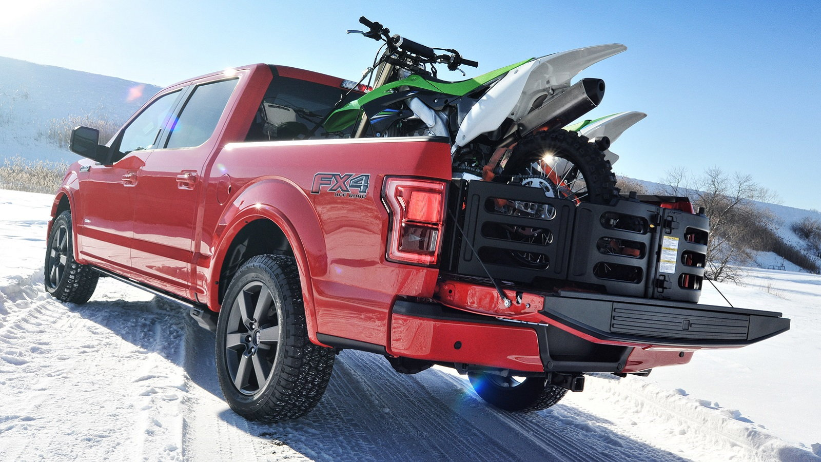 George Washington Would Want a Ford Truck