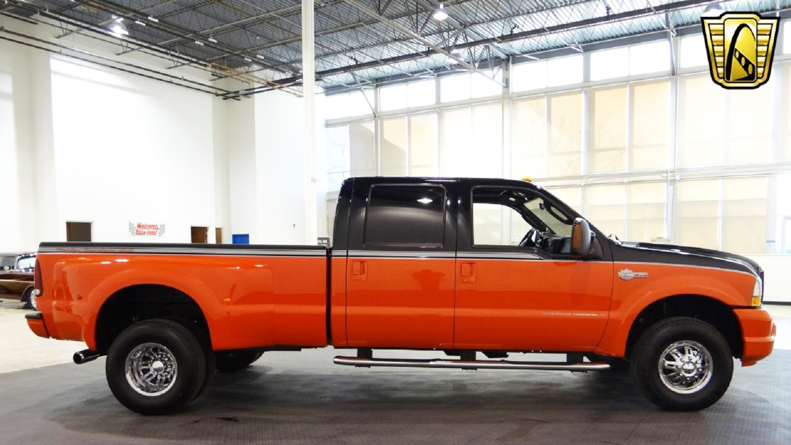 Ford F-350 Harley-Davidson Is Truly One of a Kind