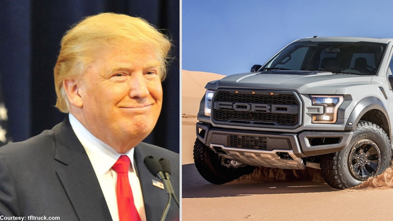 There Should Be a Tariff on Ford Cars Built in Mexico