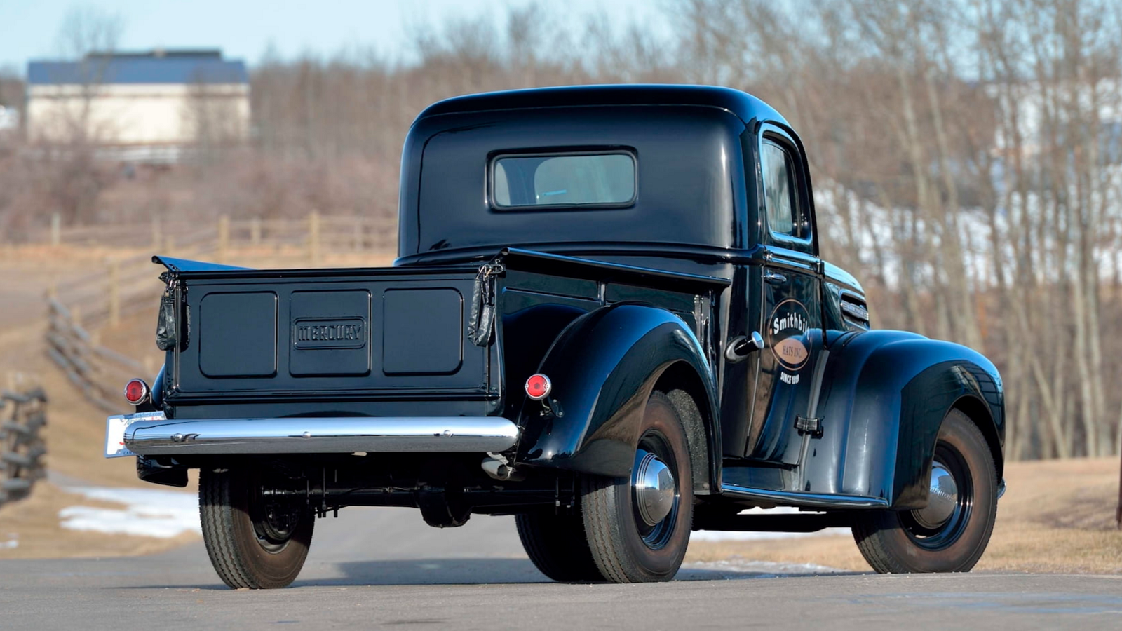 1946 Mercury Pickup Offers One Cool Change of Pace