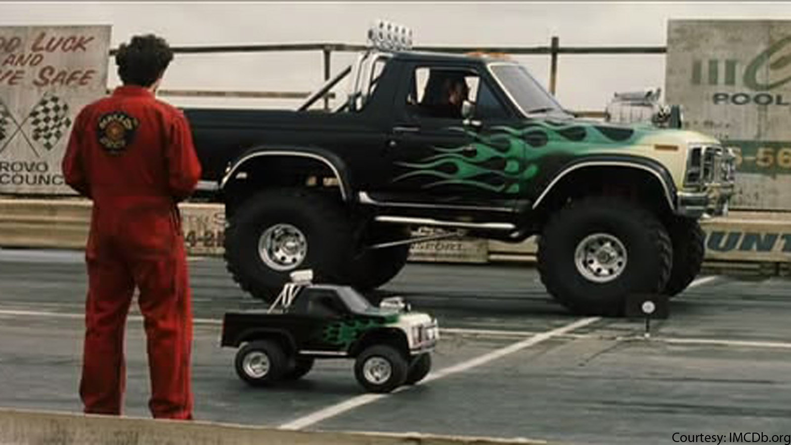Ocean's Eleven Movie Ford Bronco