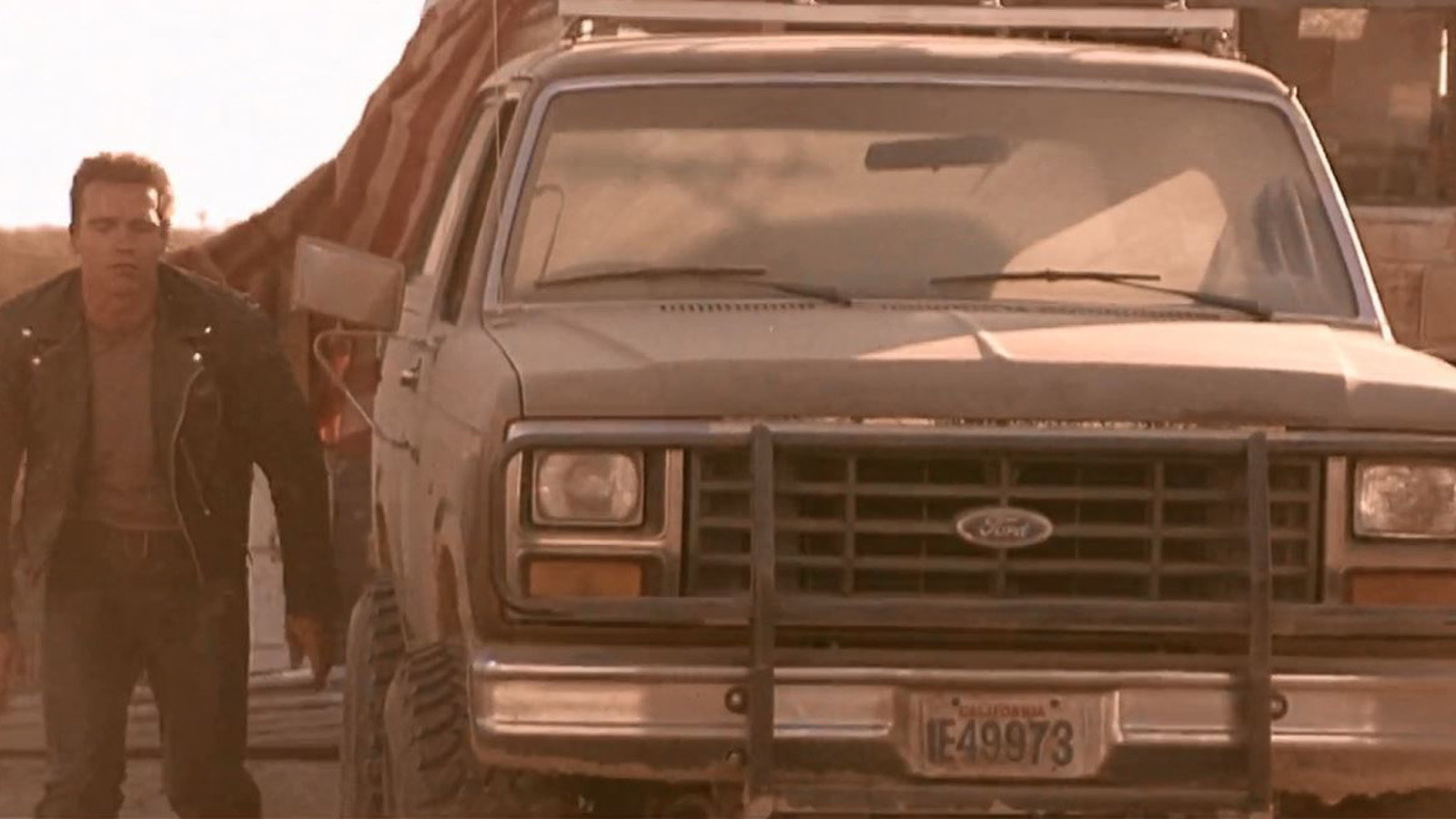 Terminator 2 Ford Bronco
