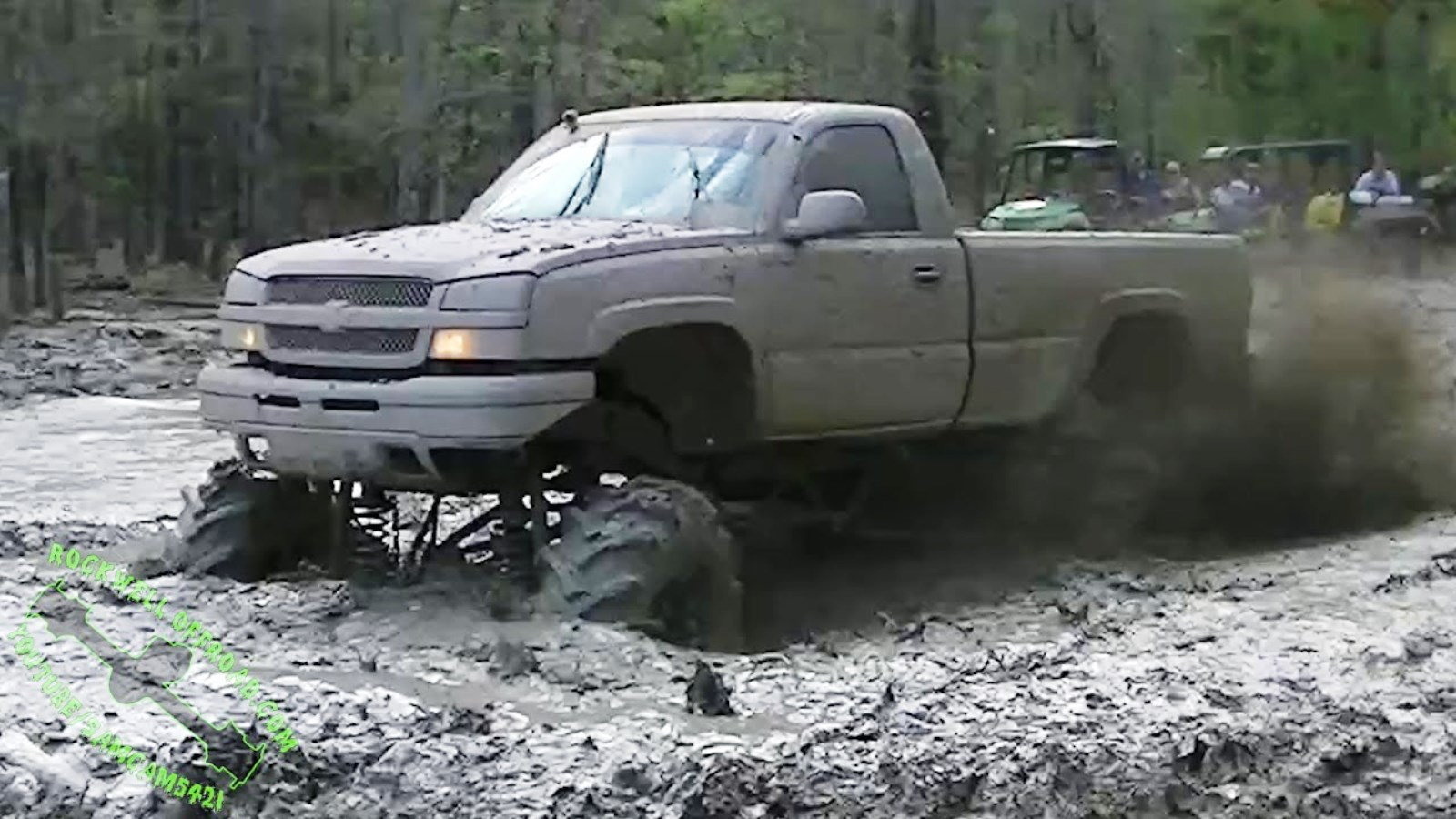 Mud Stuck Fail