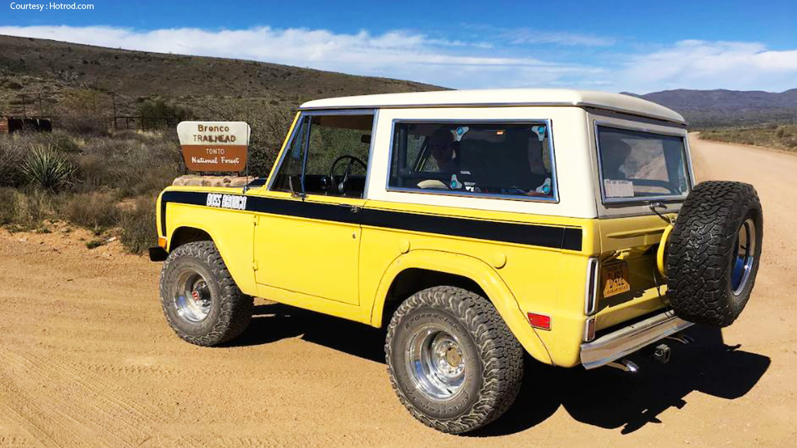 1969 Prototype Bronco Sees the Light of Day After 40 Years!