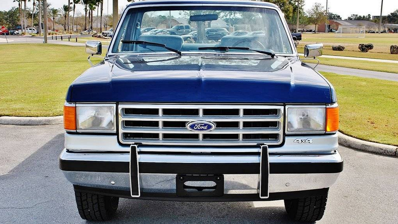 Low-Mile 1988 Ford F-150 Is a Flat-Nosed Find