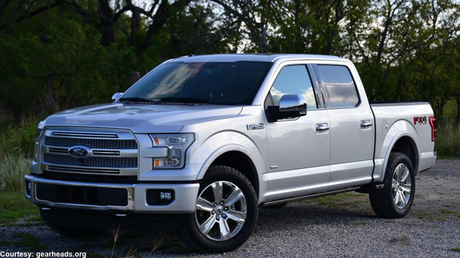 Ford focusing on trucks