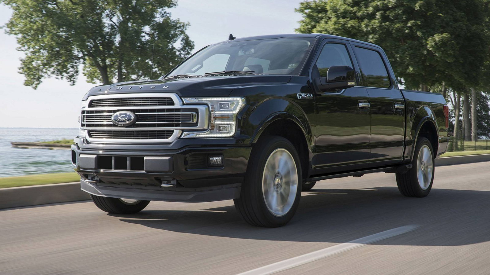 Ford Announces Raptor Engine for 2019 F-150 Limited