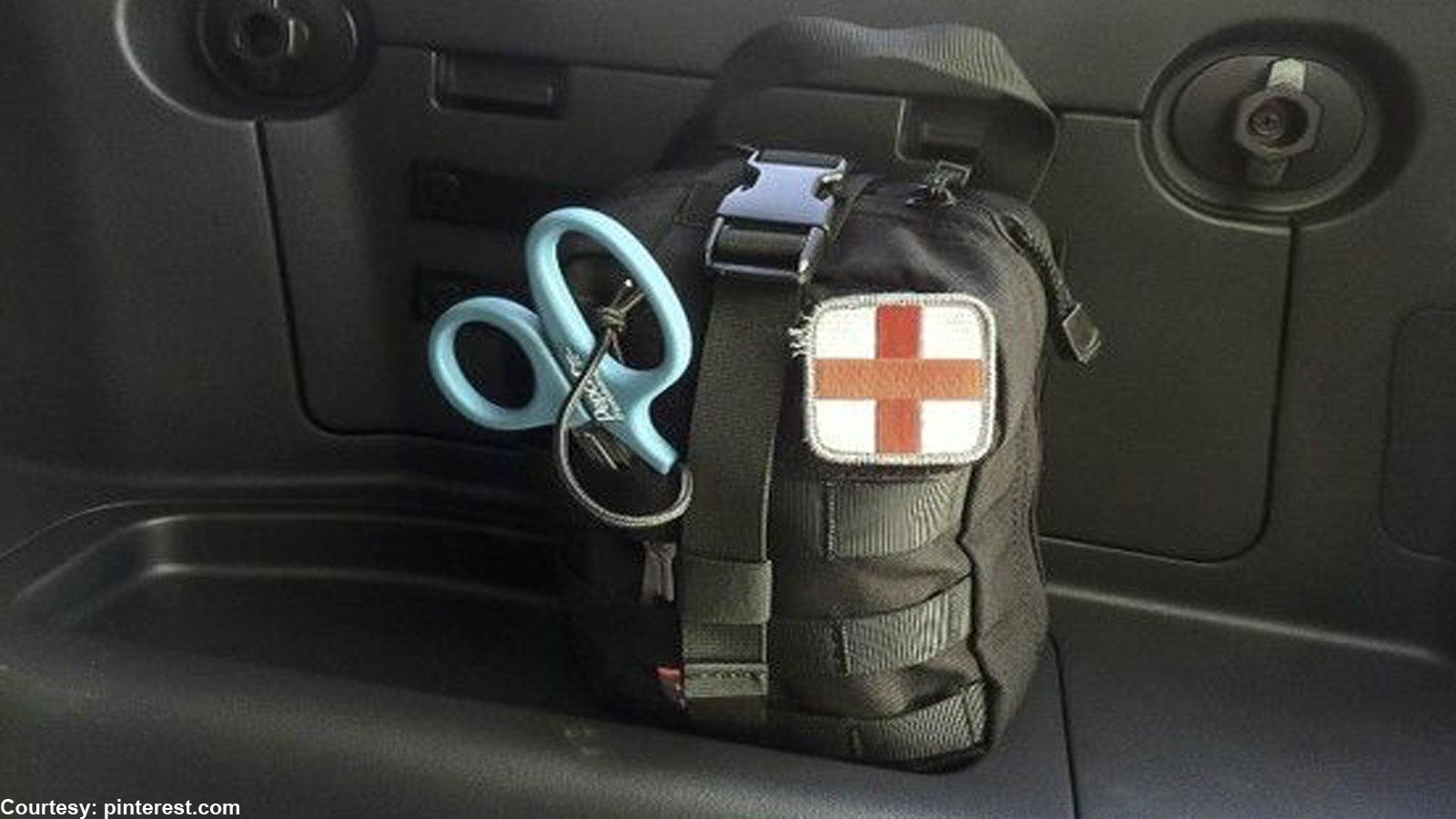 Ford Truck Emergency Kit