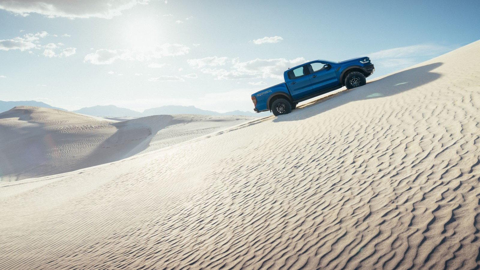 2019 Diesel Ford Ranger Raptor