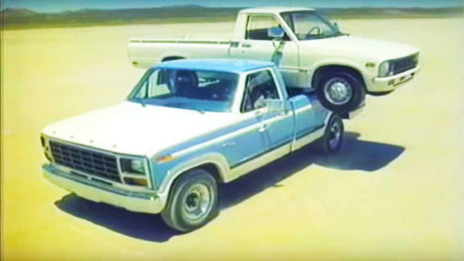 Some of Our Favorite Ford Truck Commercials
