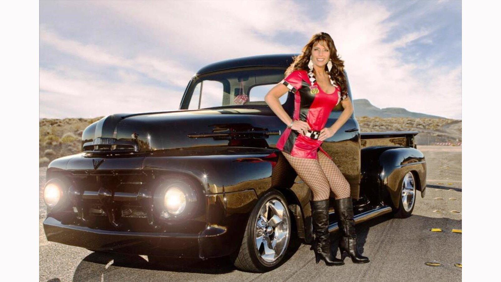 Celebrities, Ford Trucks