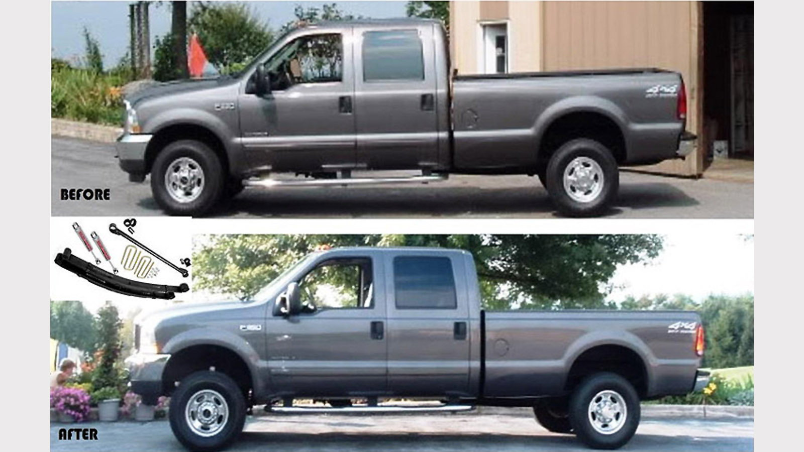 Ford Trucks, Upgrades, Modifications