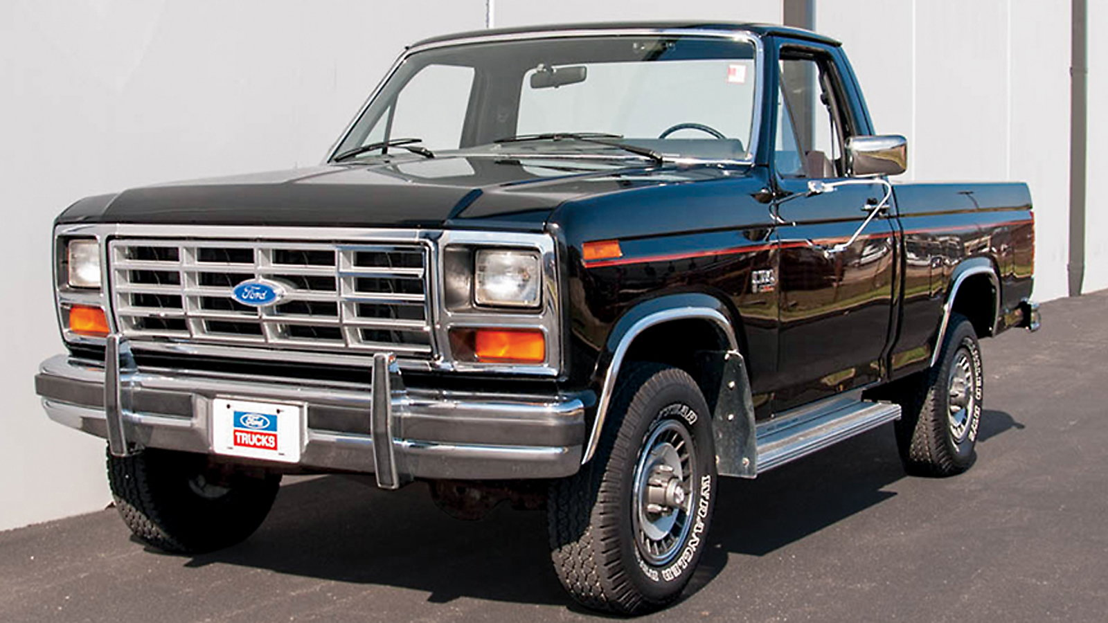 Time to Buy an Old School Ford Truck (Photos) - Ford-Trucks