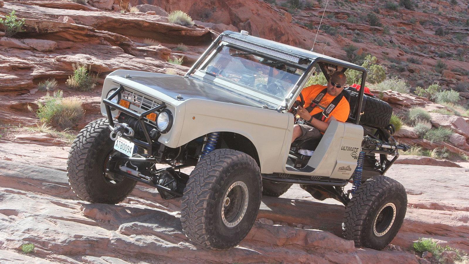 1974 Custom Bronco