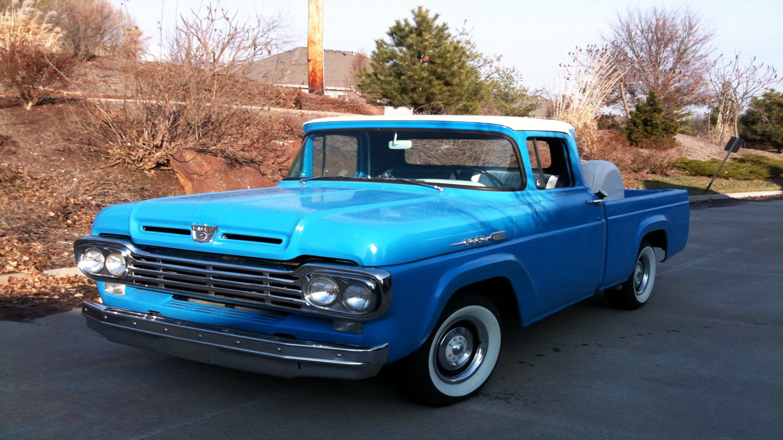 The 1959 F-100
