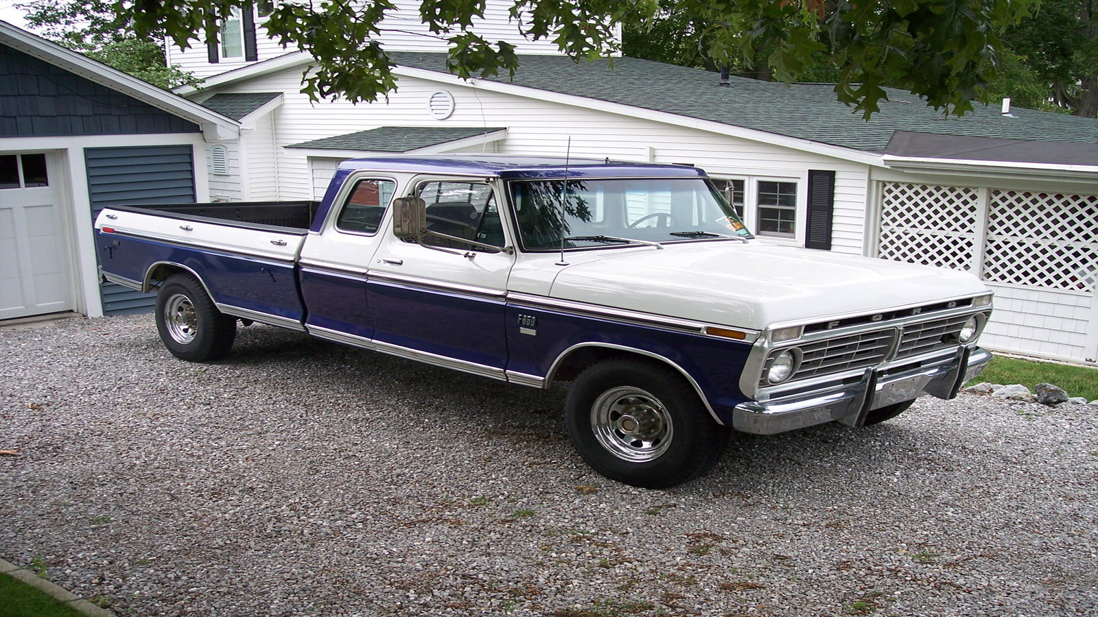 The 1974 SuperCab