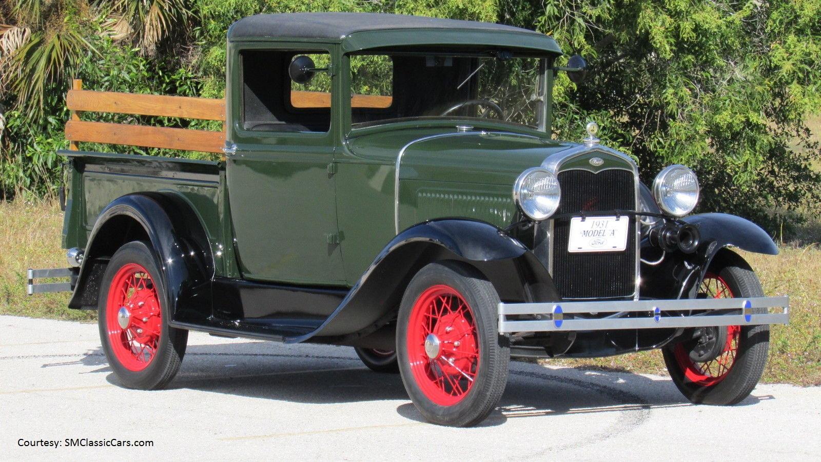 Model T/Model A Pickups