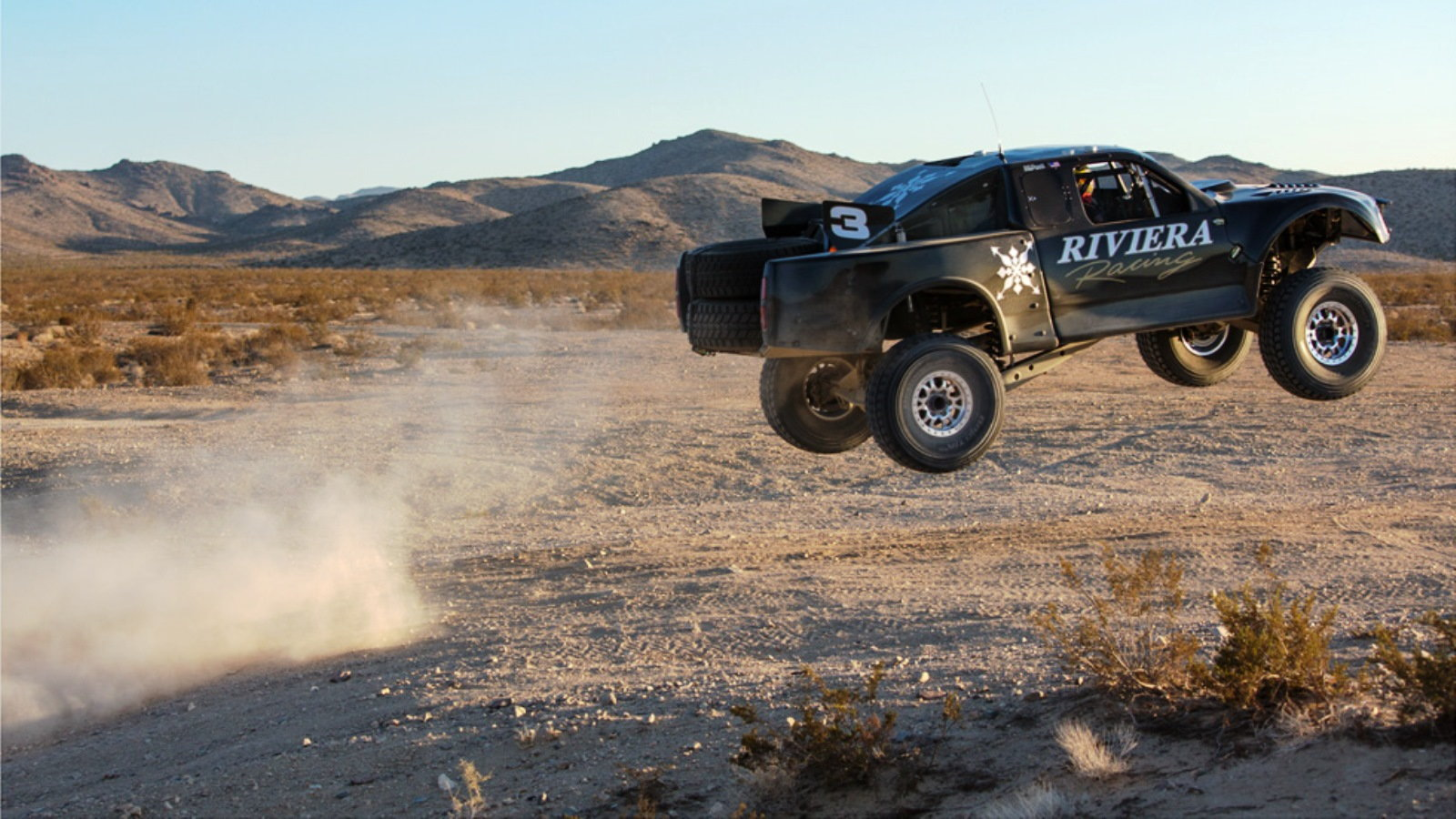 Riviera Racing 2007 Ford F-150 Trophy Truck