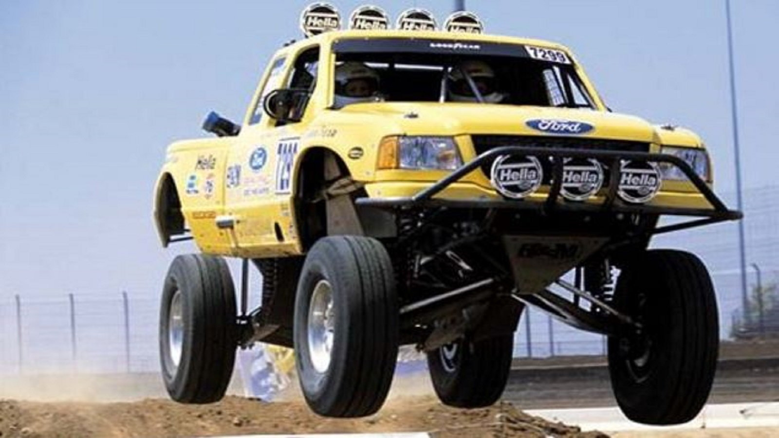 Holmes Racing 2001 Ford Ranger