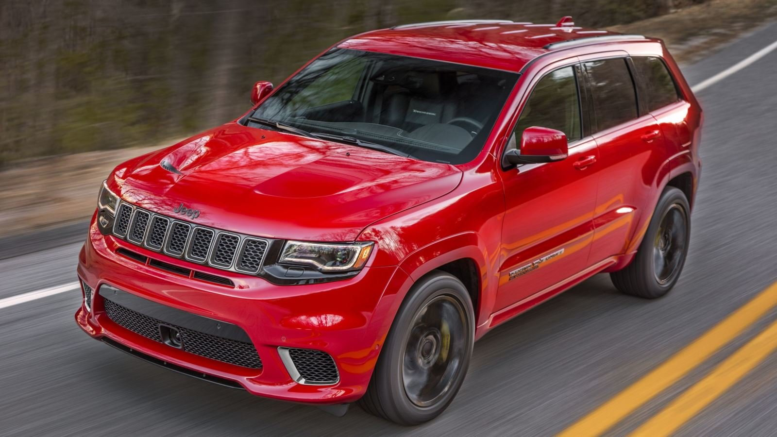 10 Most Powerful SUVs 2018