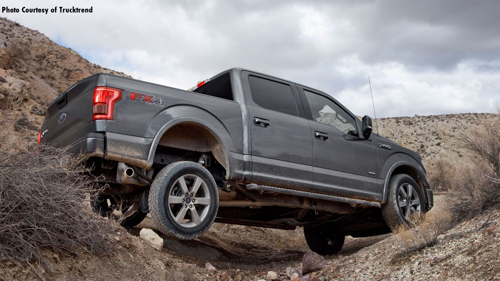 Exhilarating Roads to Take With Your Ford Truck