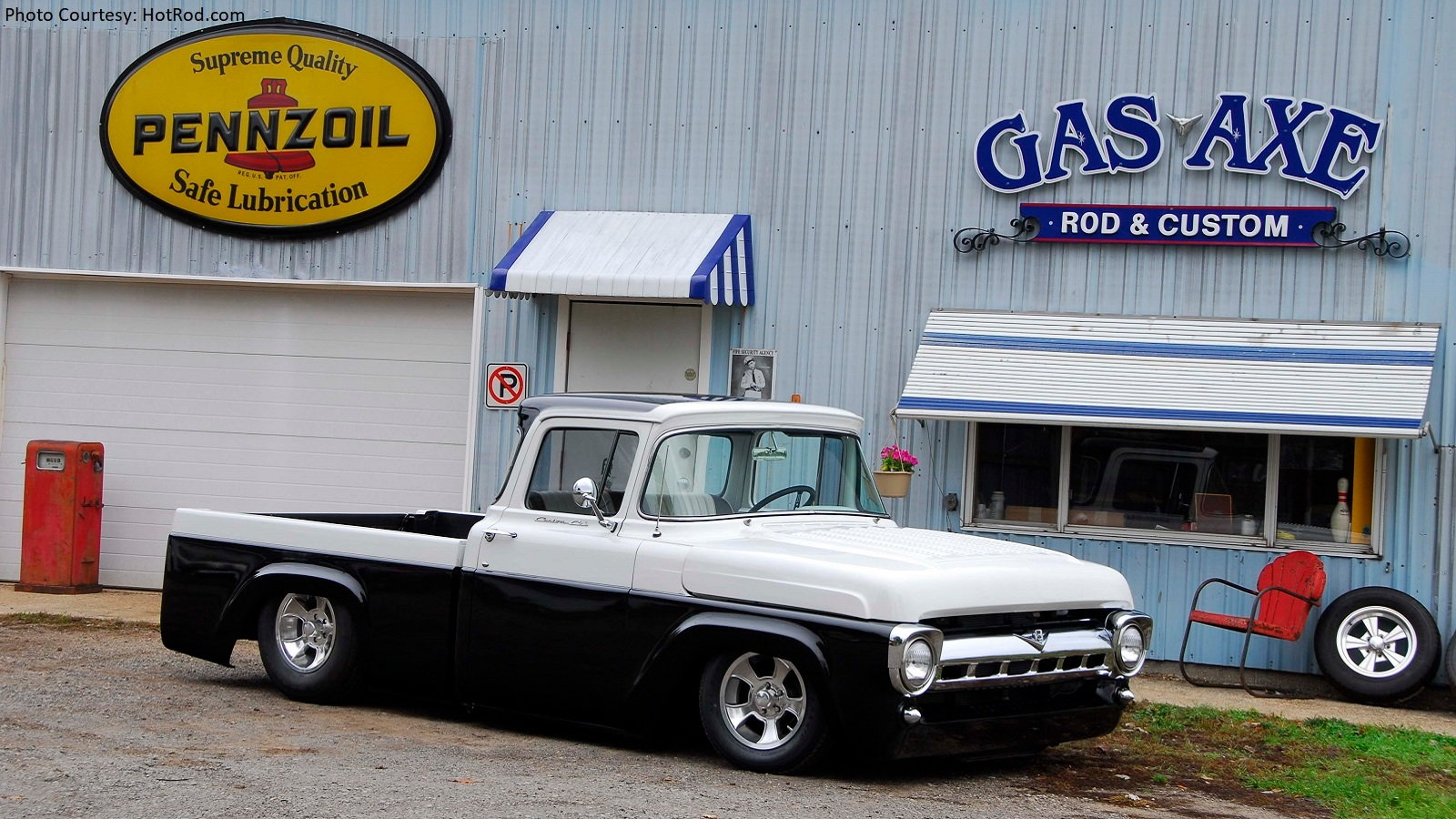 1957 Ford F-100: Evolution of a Truck Customizer