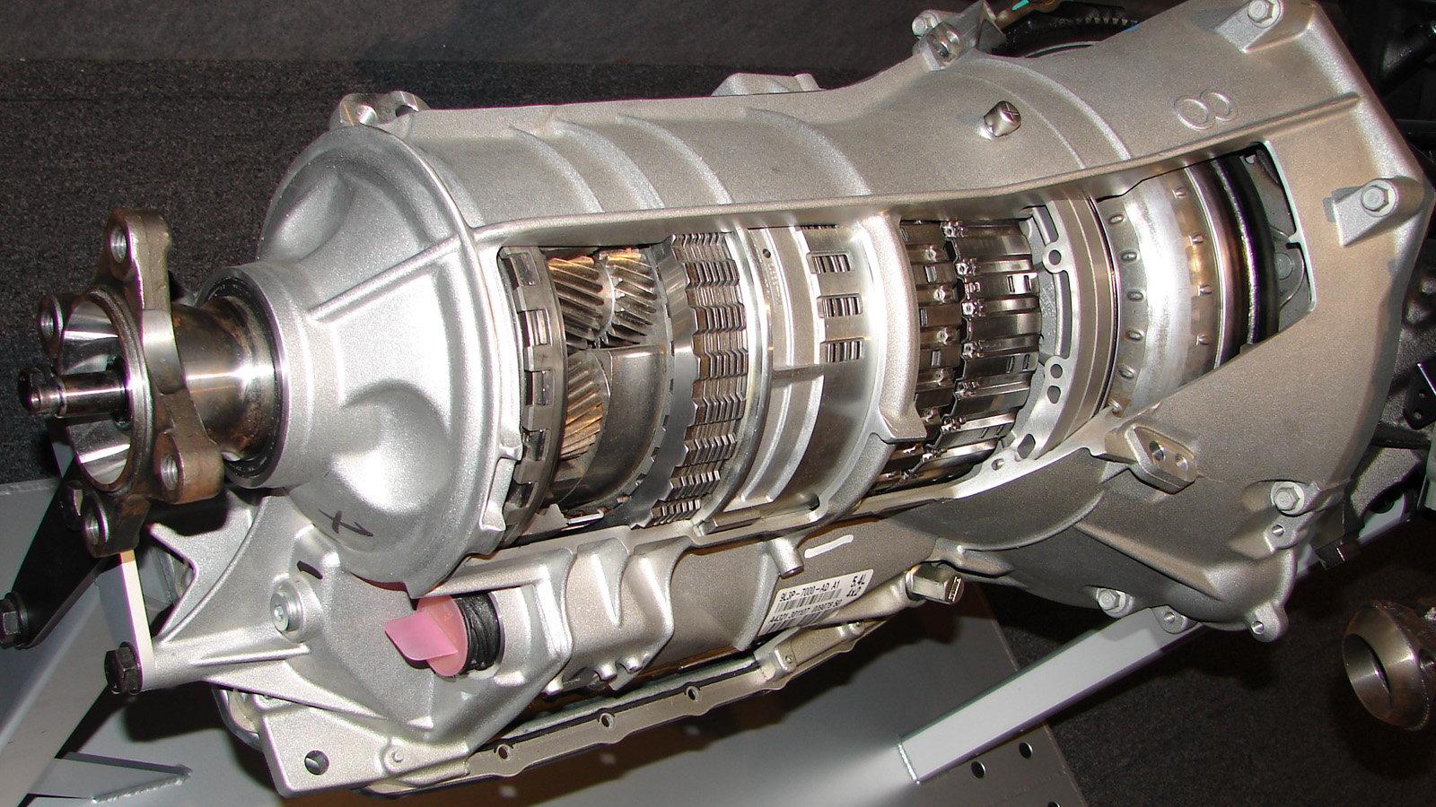 Ford 6r80 Transmission