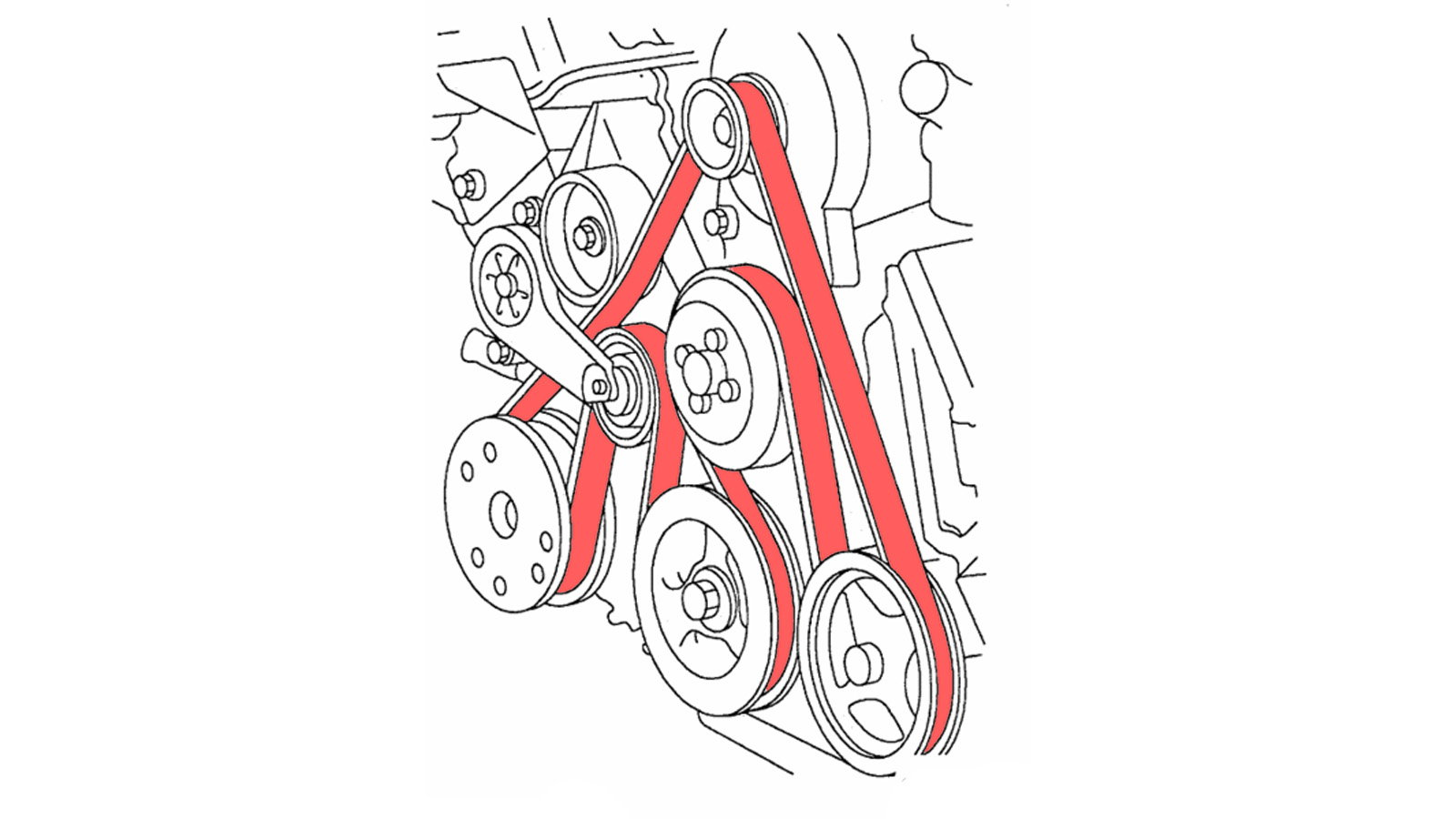 2008 Ford F 150 46 Belt Diagram Wiring Diagrams Auto Faint Position Faint Position Moskitofree It