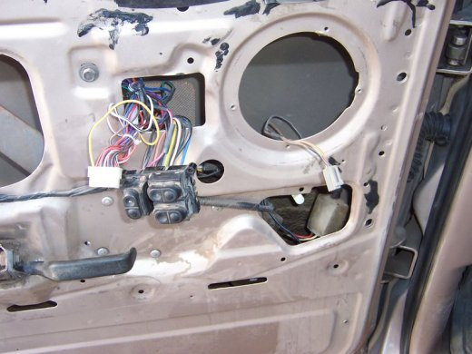 Ford    F250    Replace Power Window Motor How to  FordTrucks
