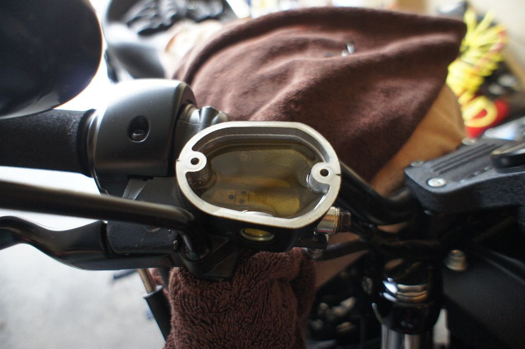 How Do You Bleed Brakes >> Harley Davidson Dyna Glide How to Install Dual Front Brake Discs - Hdforums