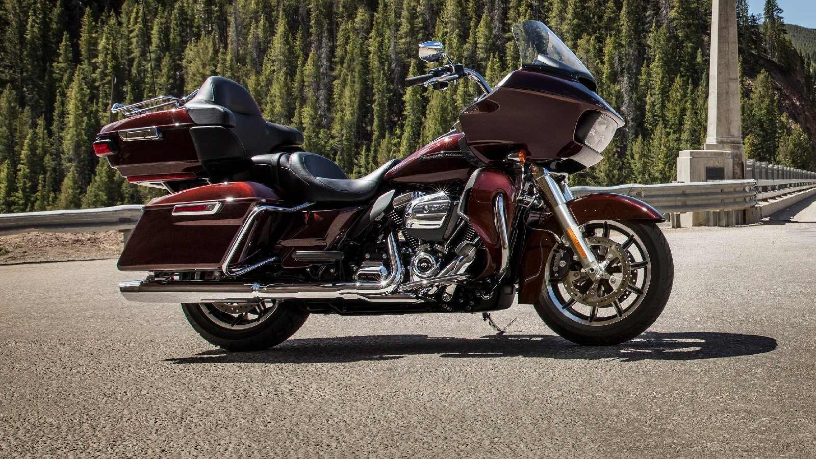 Electra Glide Over the Years