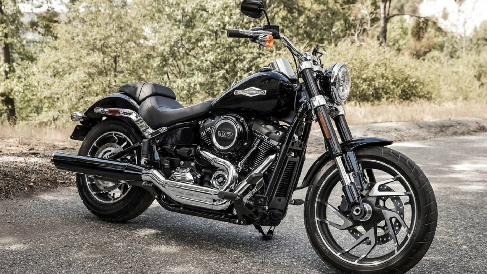 Can't-Miss First Mods for the 2018 Softail Sport Glide