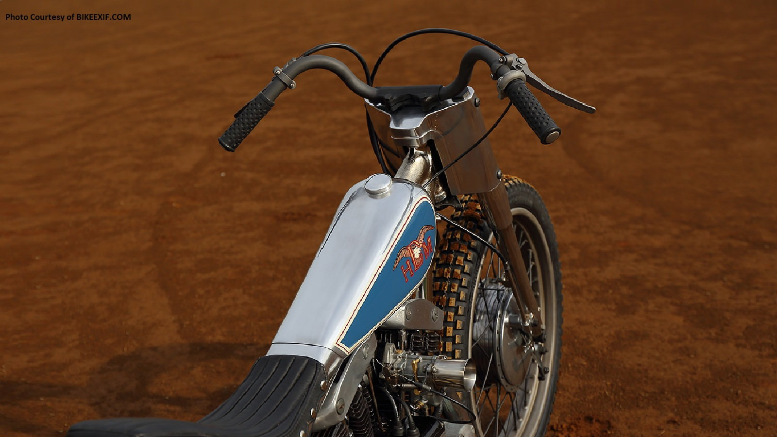 Hide Motorcycle's 1966 XLCH Sportster