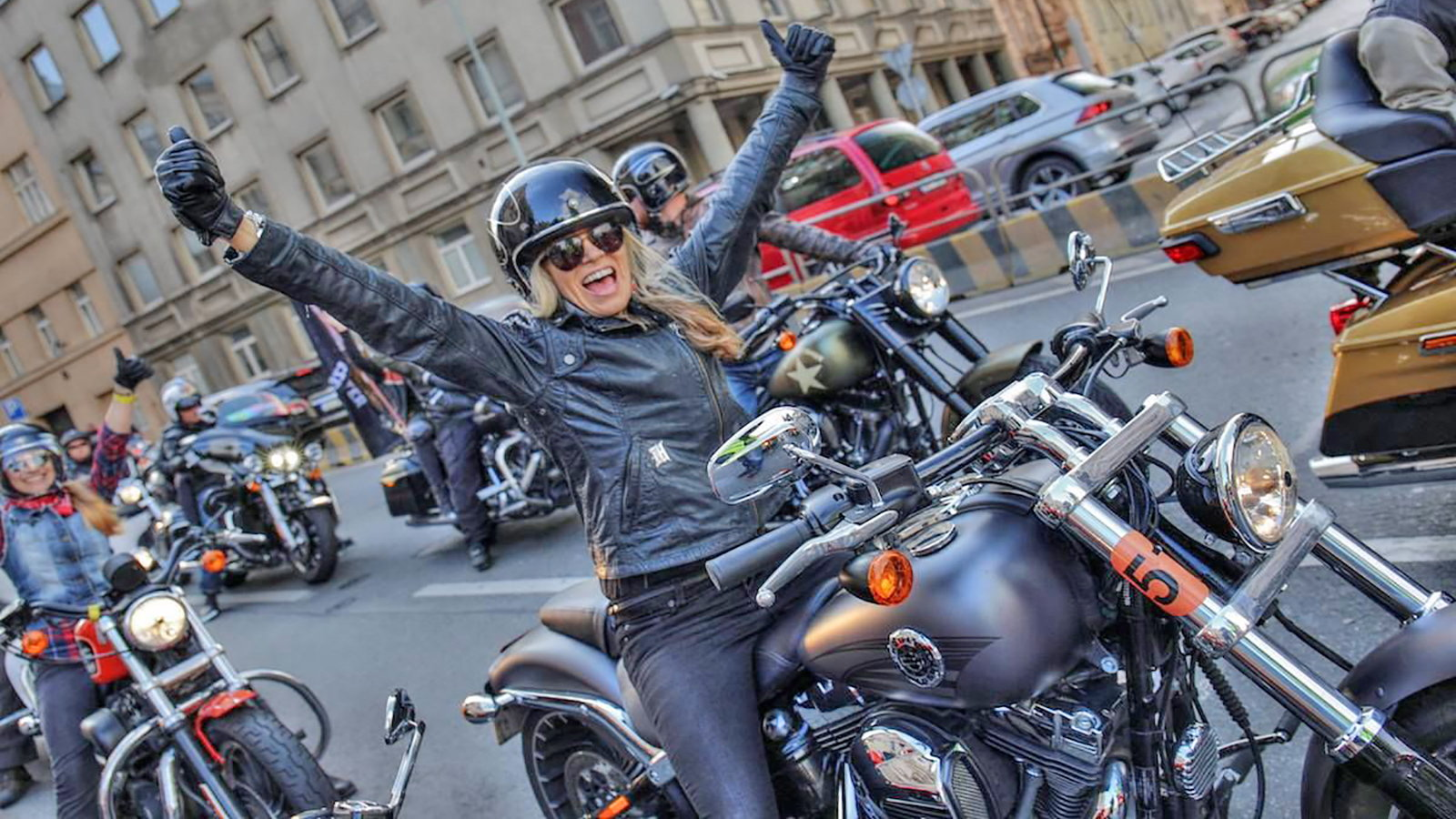 The Rise of Harley in Europe