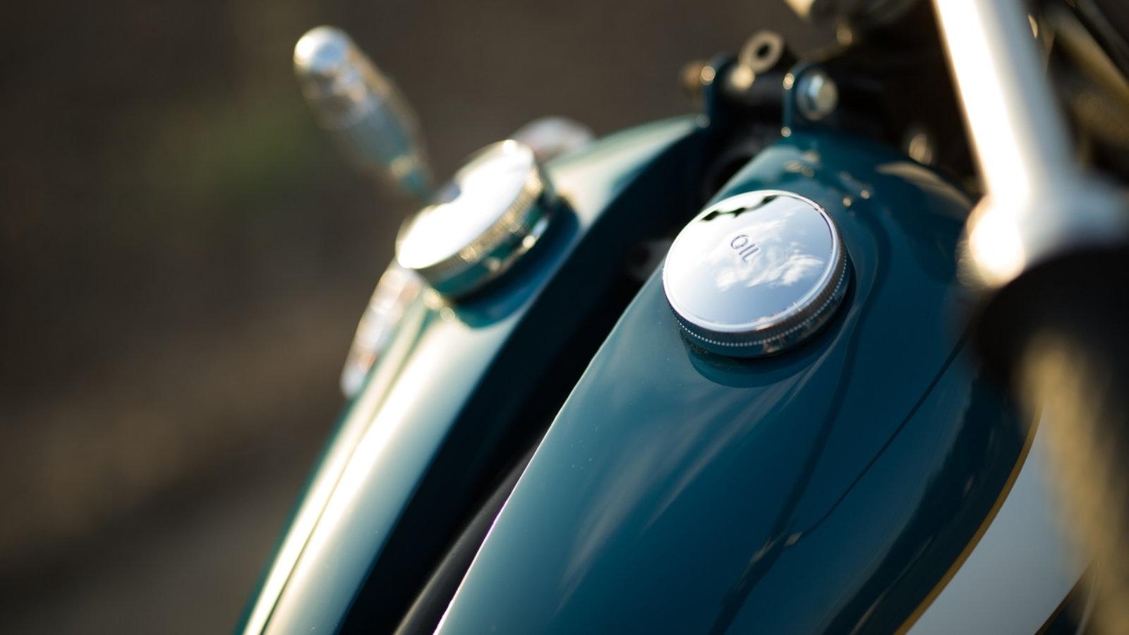 1941 Harley Flat Tracker