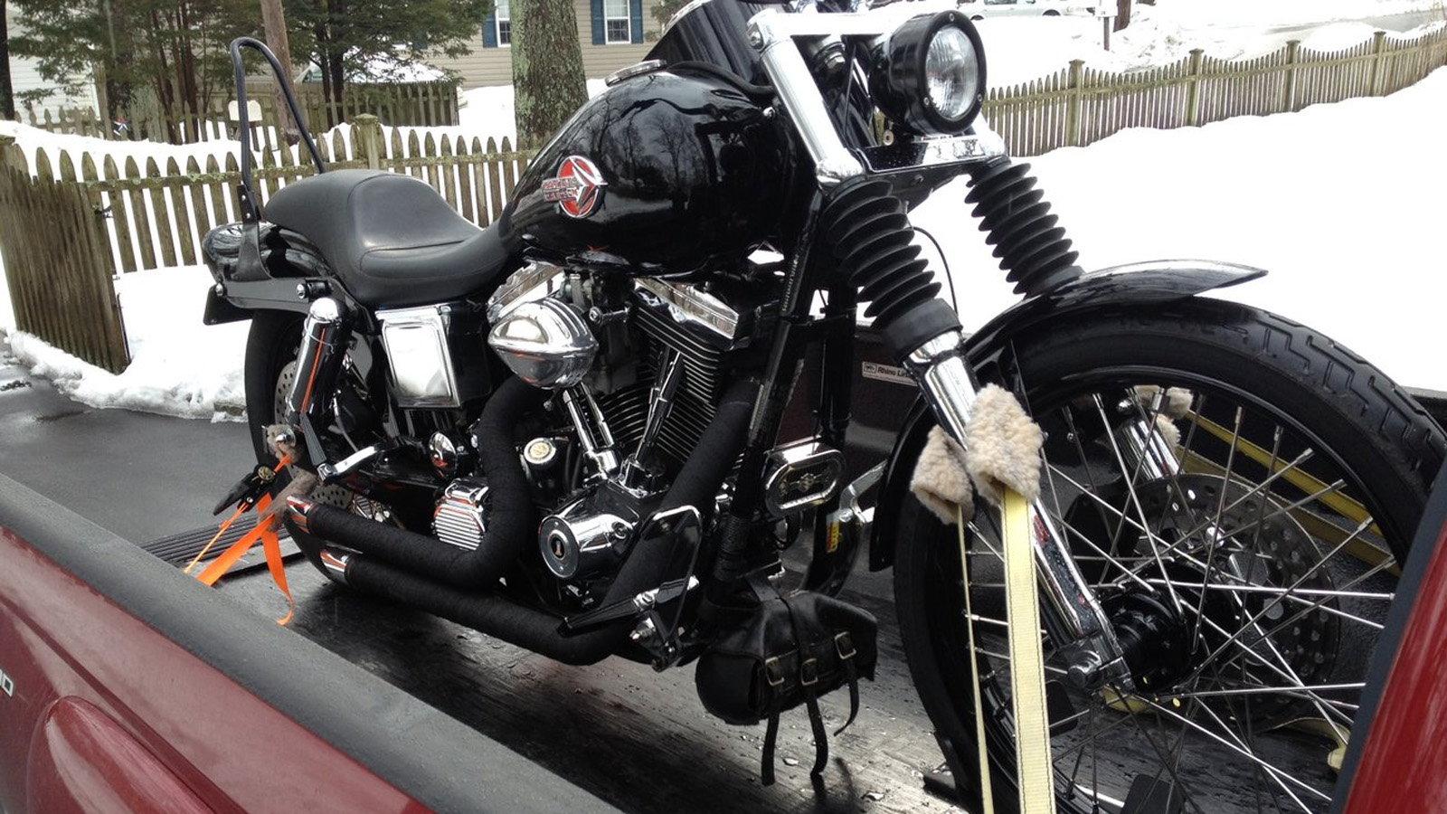 Bike Hauling: Load it right!
