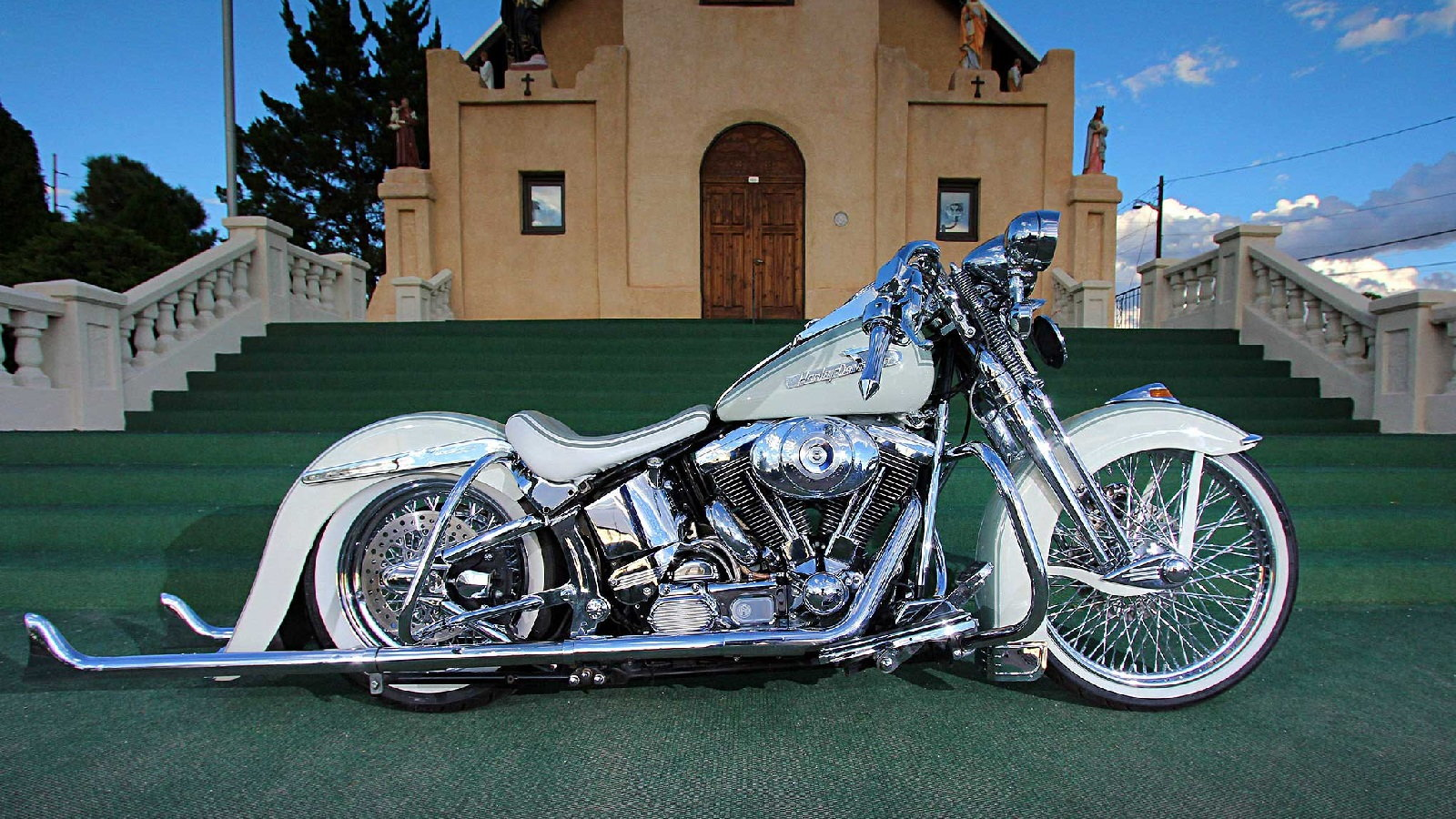 2002 Harley Heritage Springer is a Goal Realized