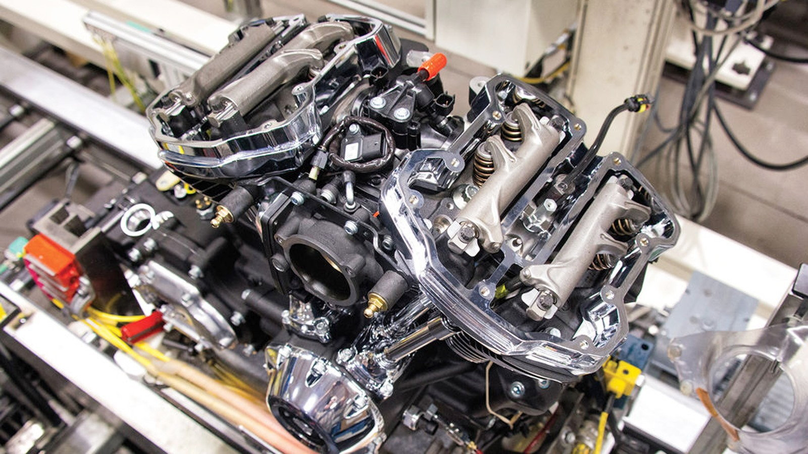 Eight Valves Mean More Power and Better Mileage