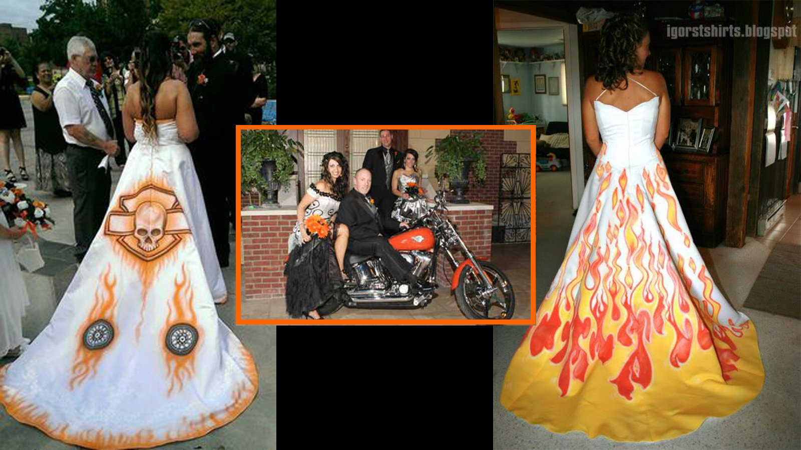 11 Things You Need for a Harley-Davidson Themed Wedding - Hdforums